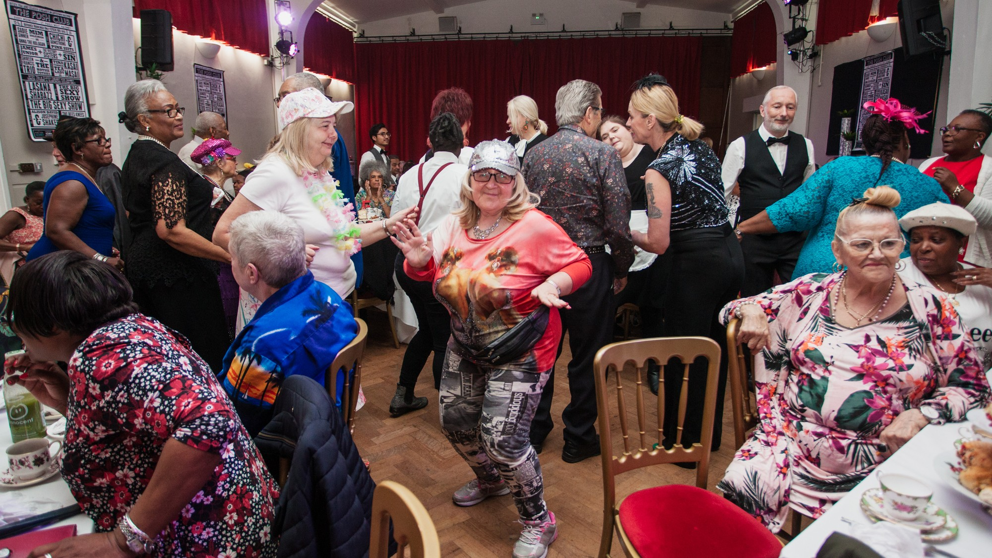 This Nightclub for the Elderly Is Fighting Loneliness with