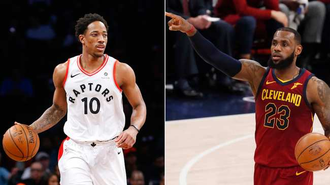 7605b5fac The Raptors Have a Legit Shot at Dethroning LeBron and the Cavaliers ...
