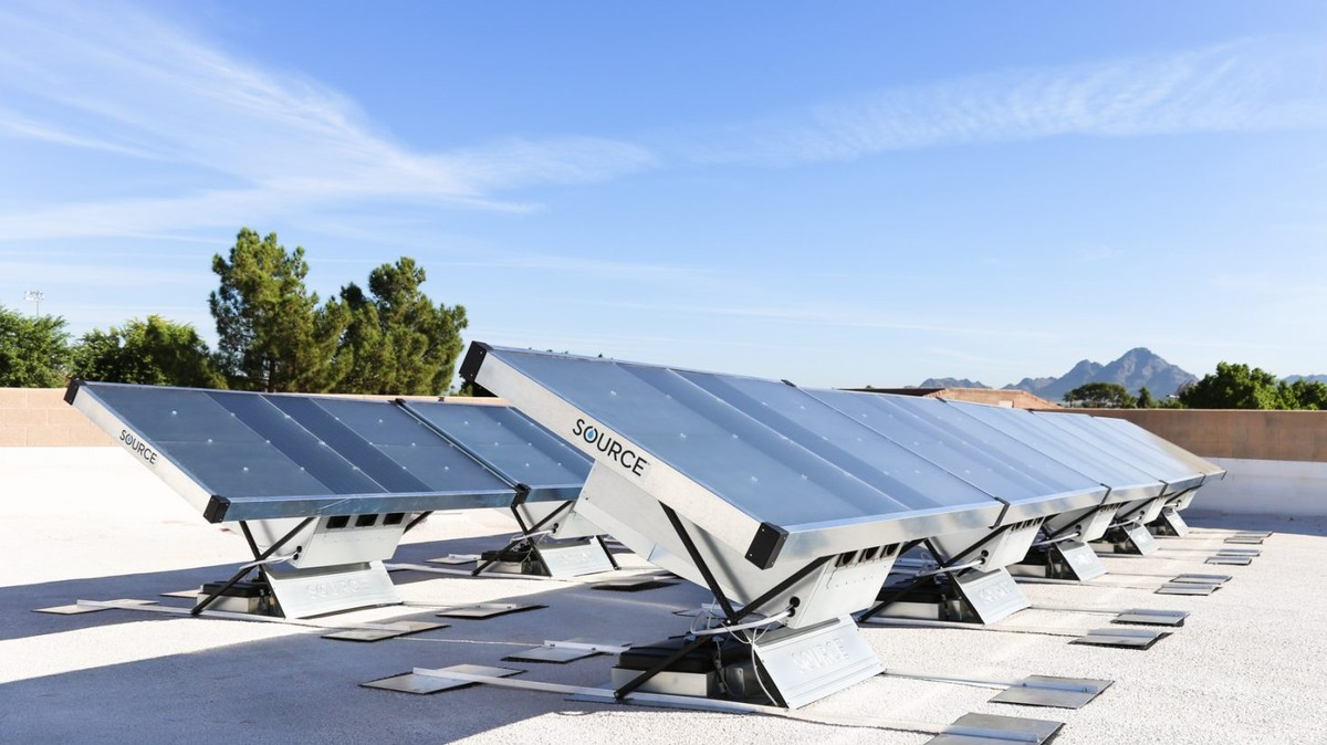 Australia Is Deploying 150 Solar Devices That Suck Water From Thin Air
