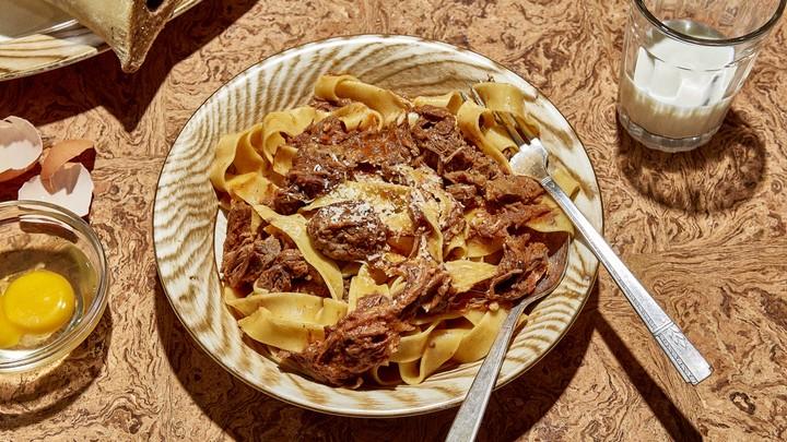 Pappardelle Ragu Recipe