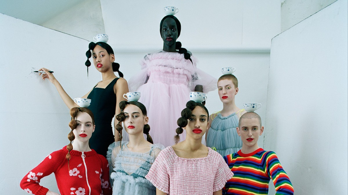 Molly Goddard Wins The Bfc Vogue Designer Fashion Fund I D