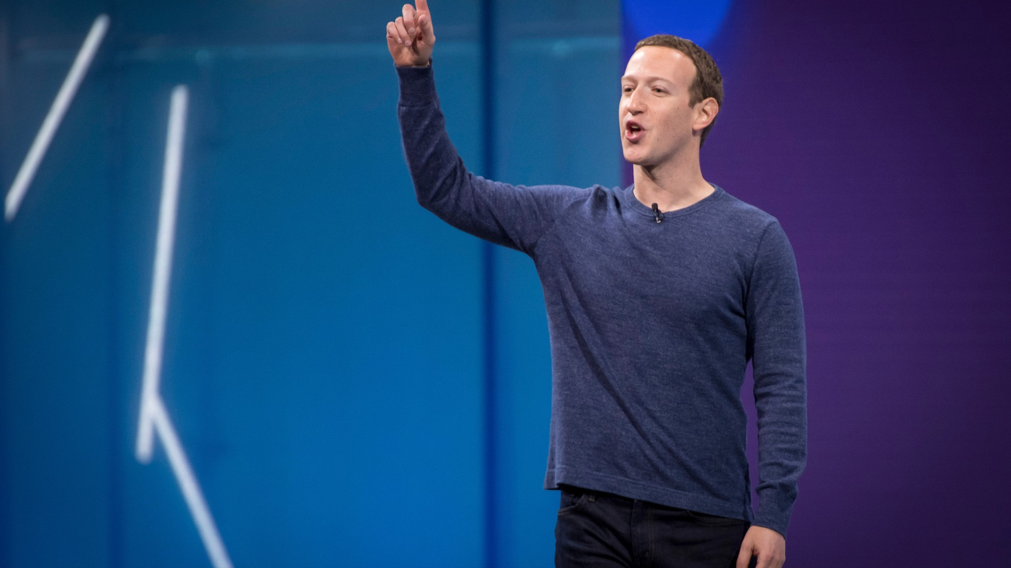 Facebook's liberal bias audit will be led by an anti-Muslim