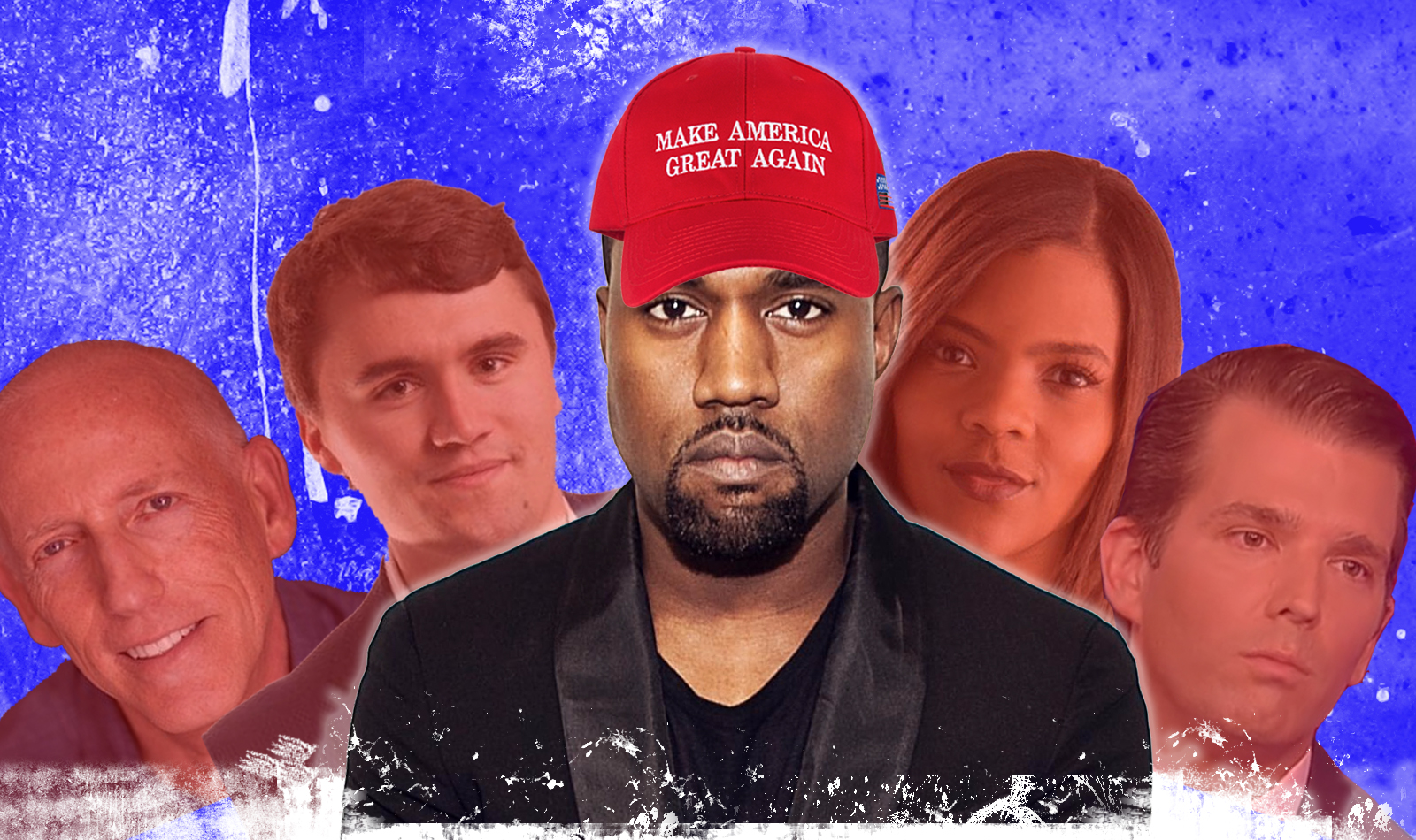 92121222161 A Guide to the Right-Wing Losers Who Suddenly Love Kanye West - Noisey