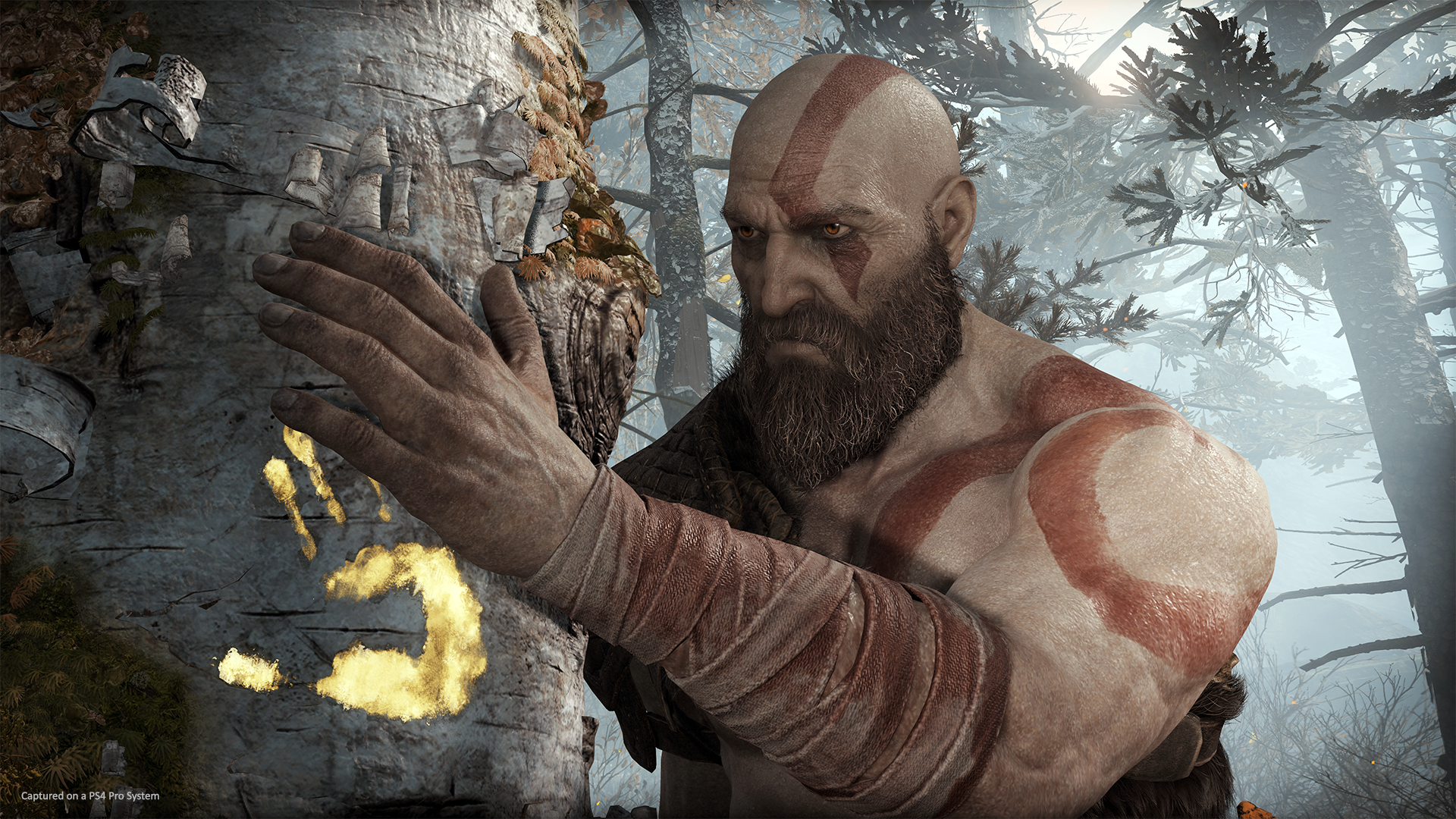 The Real Ancient Myth At The Heart Of God Of War Waypoint