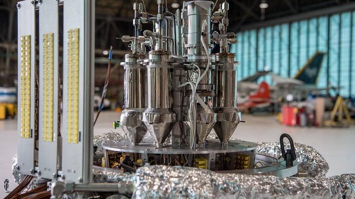 NASA's Decades-Long Quest to Build a Deep Space Nuclear Reactor
