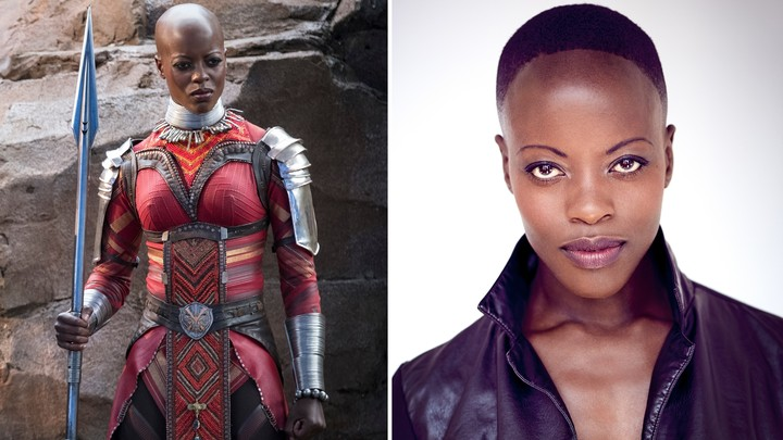 'Black Panther's' Florence Kasumba Is Way More Badass Than You Thought