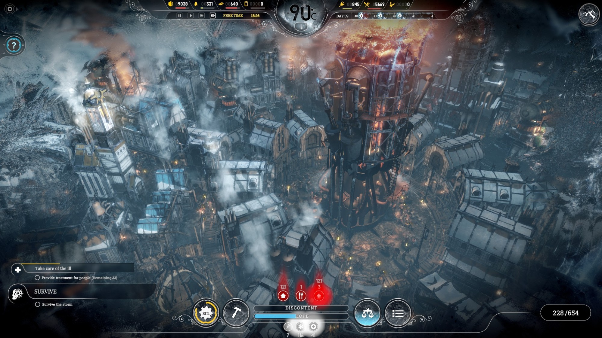 Frostpunk' Treats People With Disabilities As Complex Humans