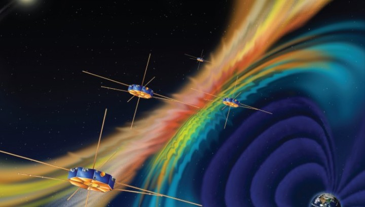 Watch These Trippy NASA Visualizations of Space Magnetism