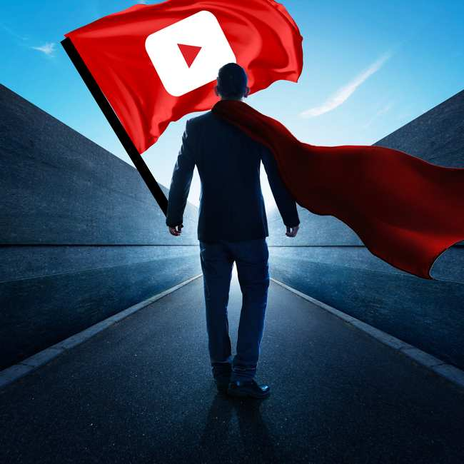 0f0c10404 'Are you Batman?': How YouTube's Volunteer Army Gets Channels Undeleted