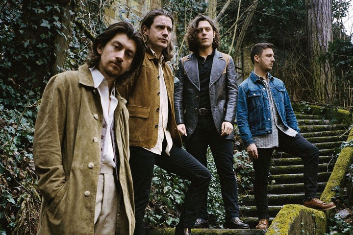 Arctic Monkeys Are Done Being Rock Music's Saviours