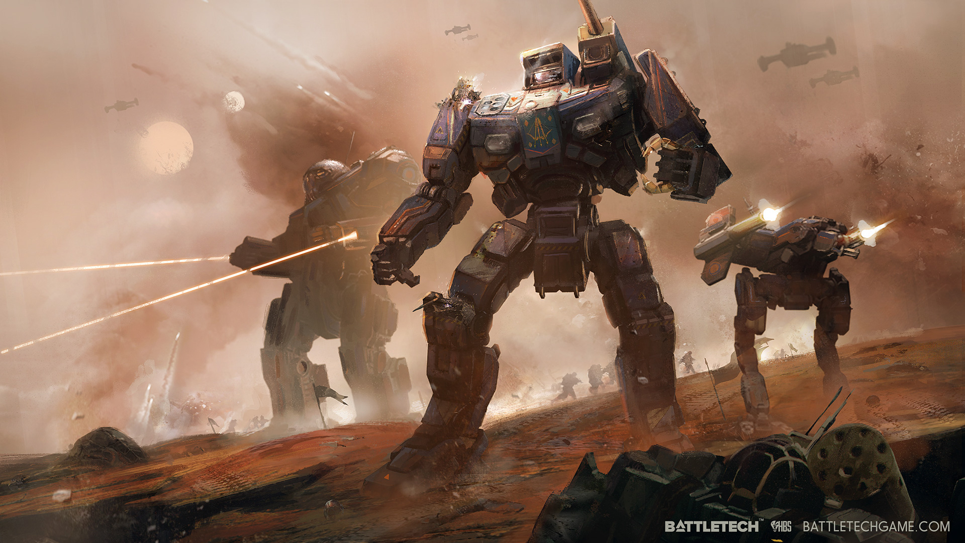 Games Like 'BattleTech' Are Slow For a Reason