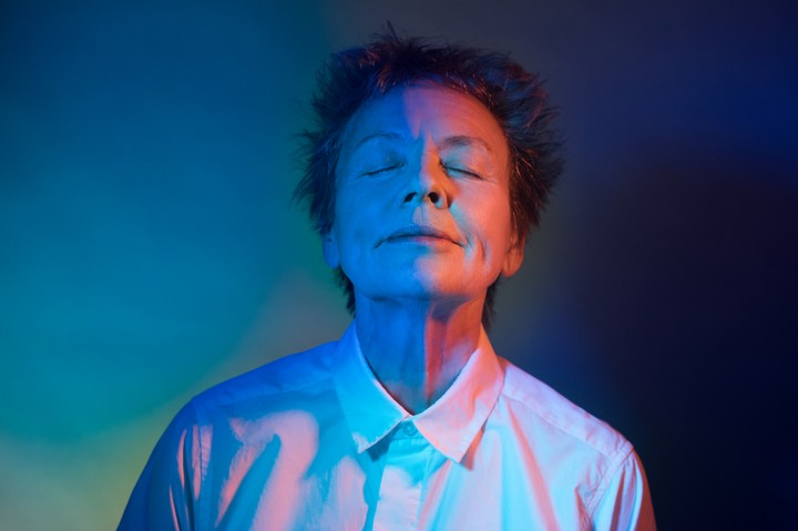 Nearly 50 Years Into Her Career, Laurie Anderson is Still Fearless