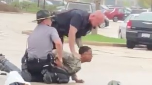 Wisconsin police beat this black teen while he screamed for his mother