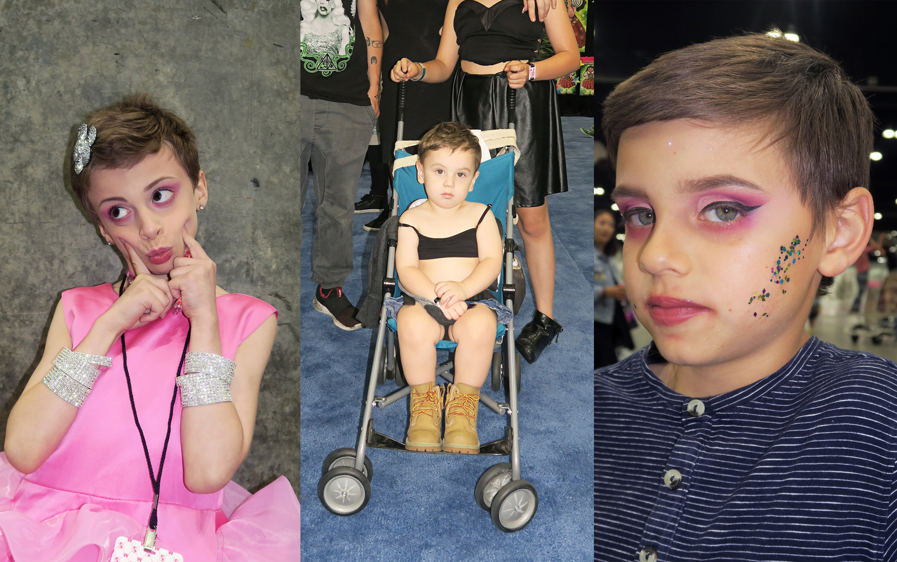 b3afad676c19 🔥🔥🔥 Photos of the Fabulous Kids of RuPaul's Drag Convention - VICE