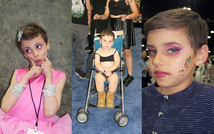 🔥🔥🔥 Photos of the Fabulous Kids of RuPaul's Drag Convention