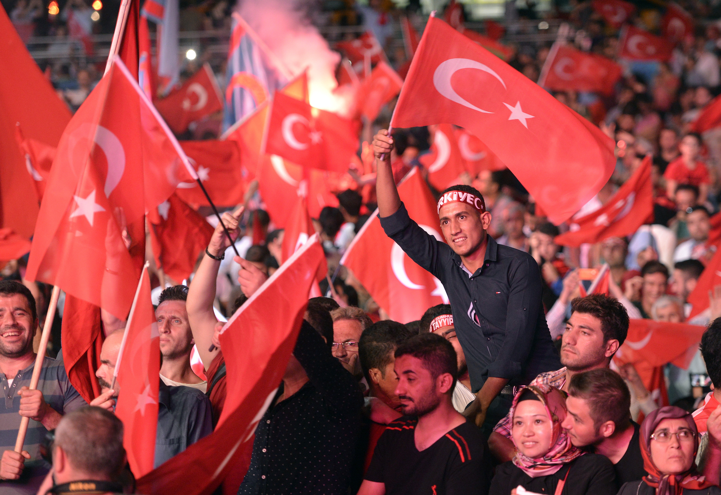Turkey's Government Tried to Hack Hundreds of Protesters Over Twitter, Researchers Say