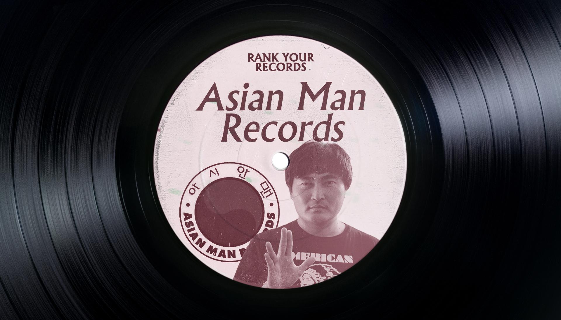 Mike Park Picks His Ten Favorite Asian Man Records Releases