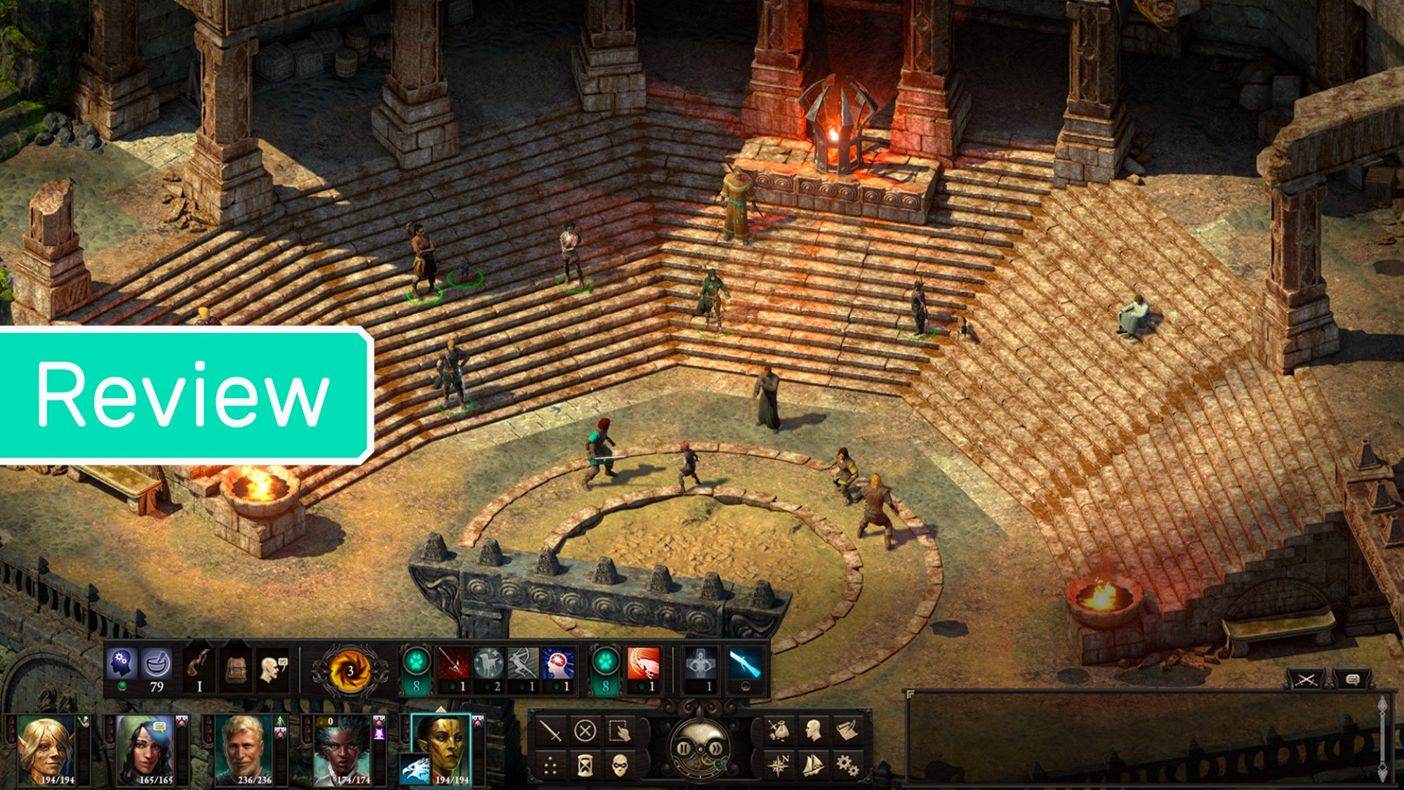Pillars of Eternity II: Deadfire' Has Too Many Debts to Pay