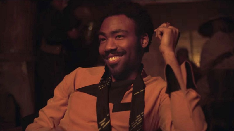 Donald Glover's Lando Calrissian Is Getting His Own Star Wars Movie