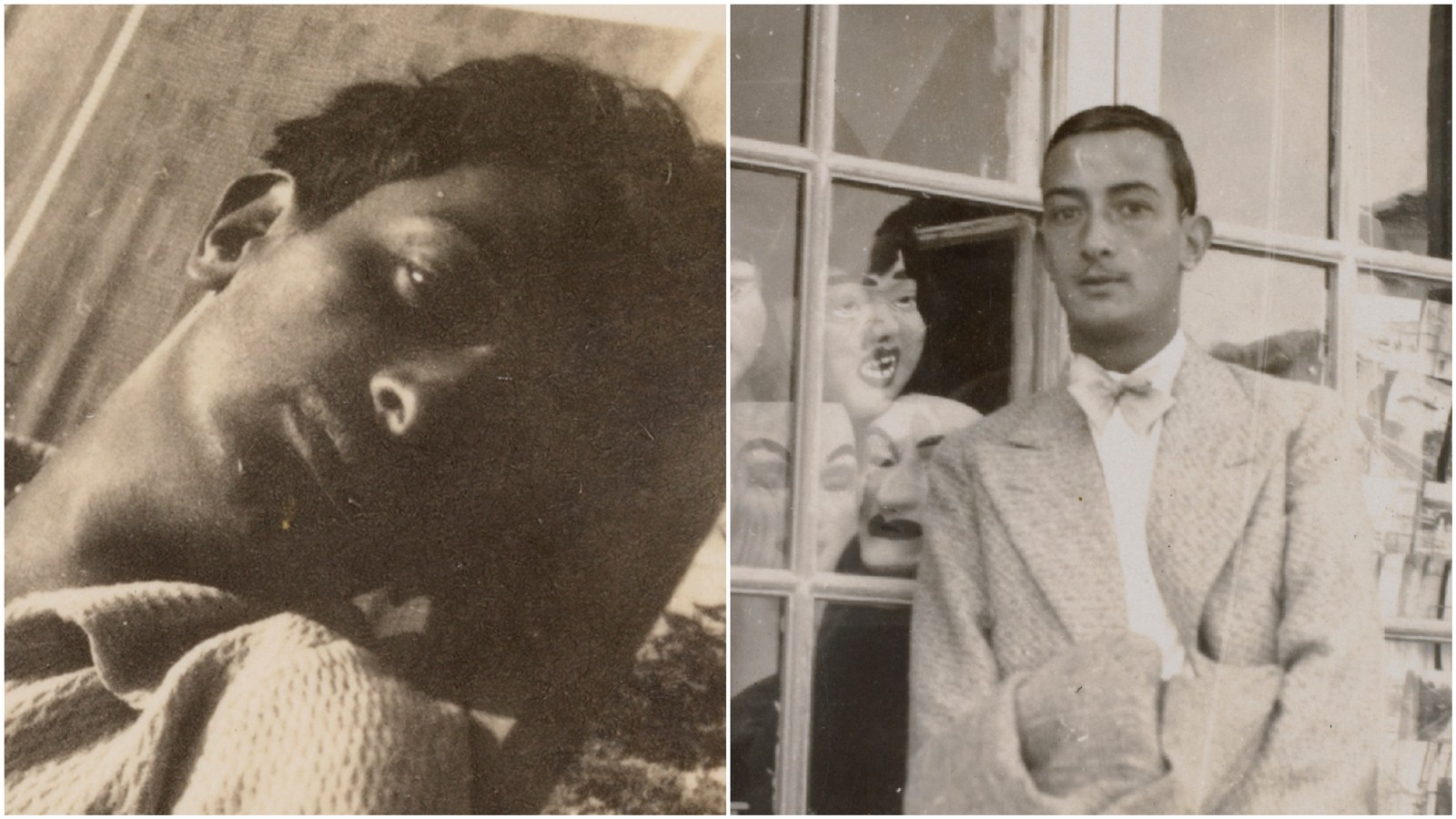 Never-Before-Seen Photos of Dalí Prove His Wife Was Way More Than a Muse