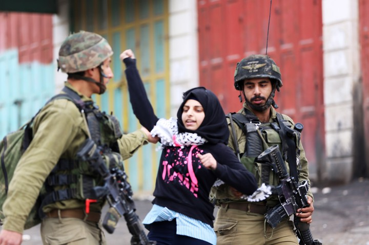 For Palestinian Kids, the Terror of Occupation Is a Daily Reality