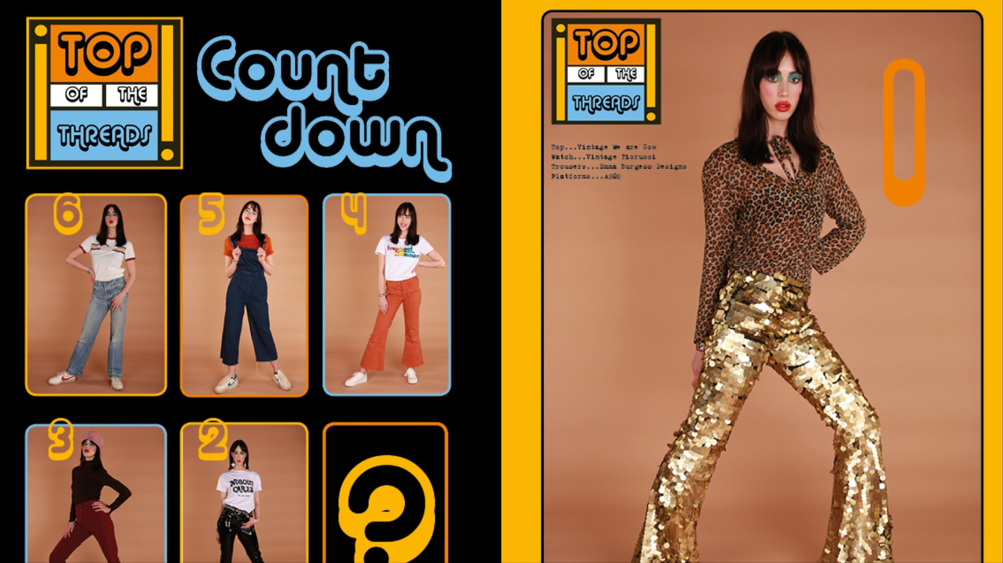 This Magazine Explores A New Generation S Nostalgic Yearnings For All Things 70s I D