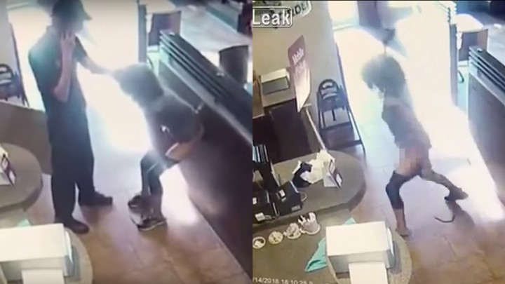 We Finally Know Why The Angry Tim Hortons Pooper Pooped