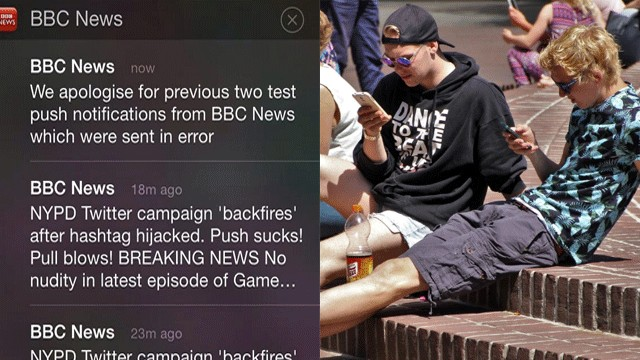 Who Decides What Deserves to Be a BBC Breaking News Alert?