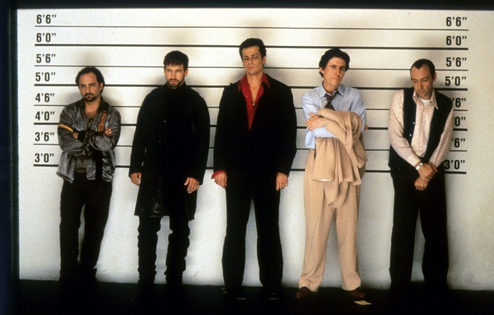 'The Usual Suspects' Is a Gimmicky Movie Stupid People Think Is Smart