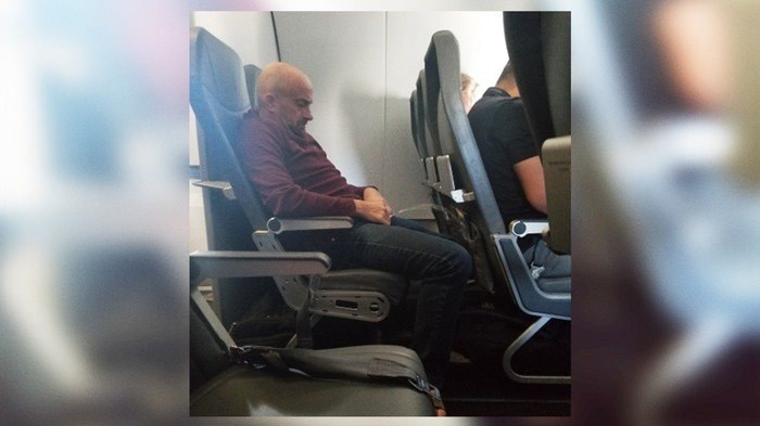 'Extremely Intoxicated' Passenger Caught Peeing on Back of Airline Seat