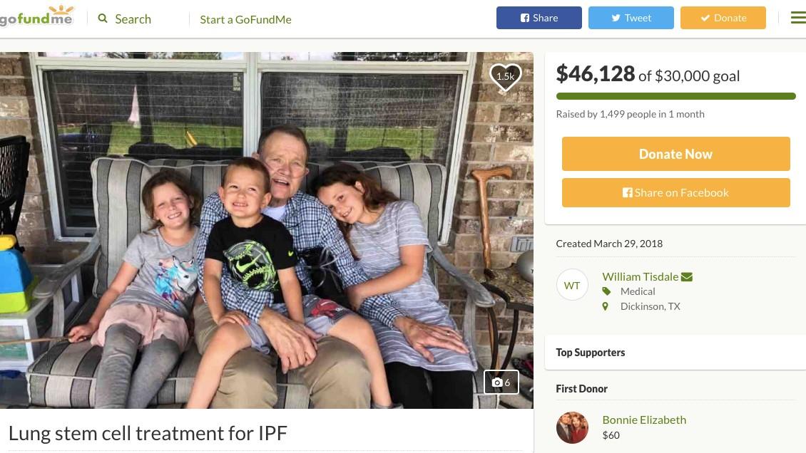 Husband of Teacher Killed in Texas Shooting Is Crowdfunding Medical Bills