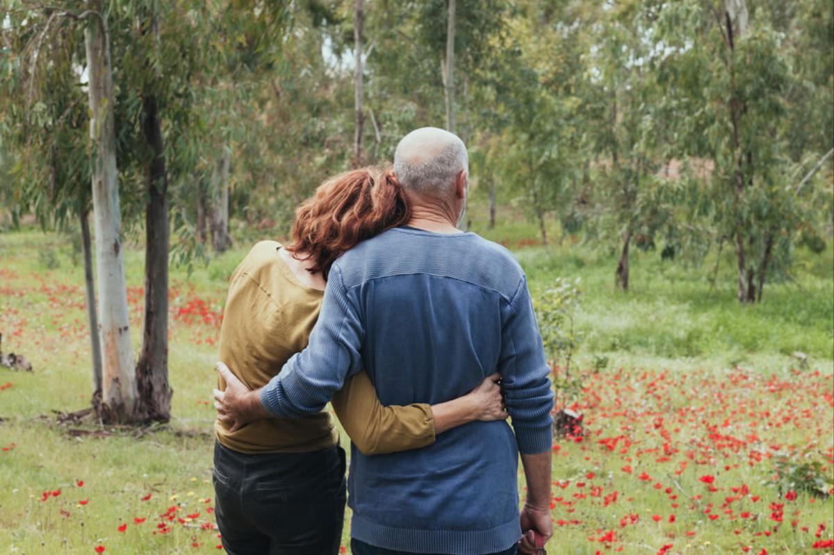 Stigma of dating an older man