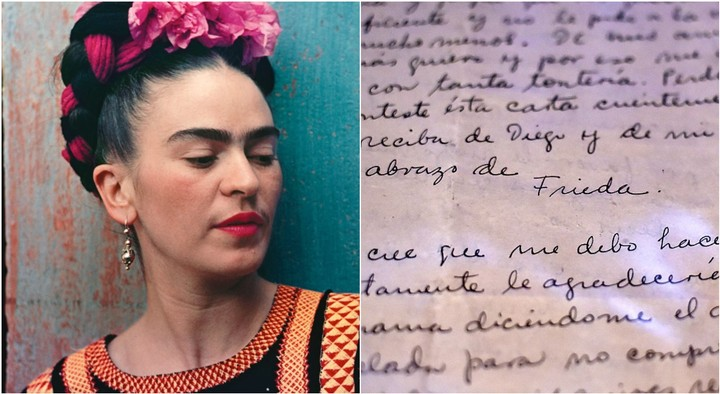 How Frida Kahlo's Husband Tried to Lock Away Her Letters to Other Lovers