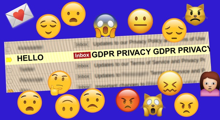 Cosa significano tutte quelle mail sulla privacy che continuate a ricevere
