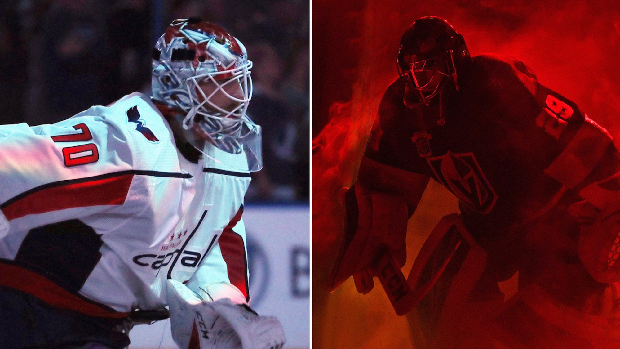 hot sale online 85d43 d4b71 Welcome to the Stanley Cup Final Matchup That Makes No Sense ...