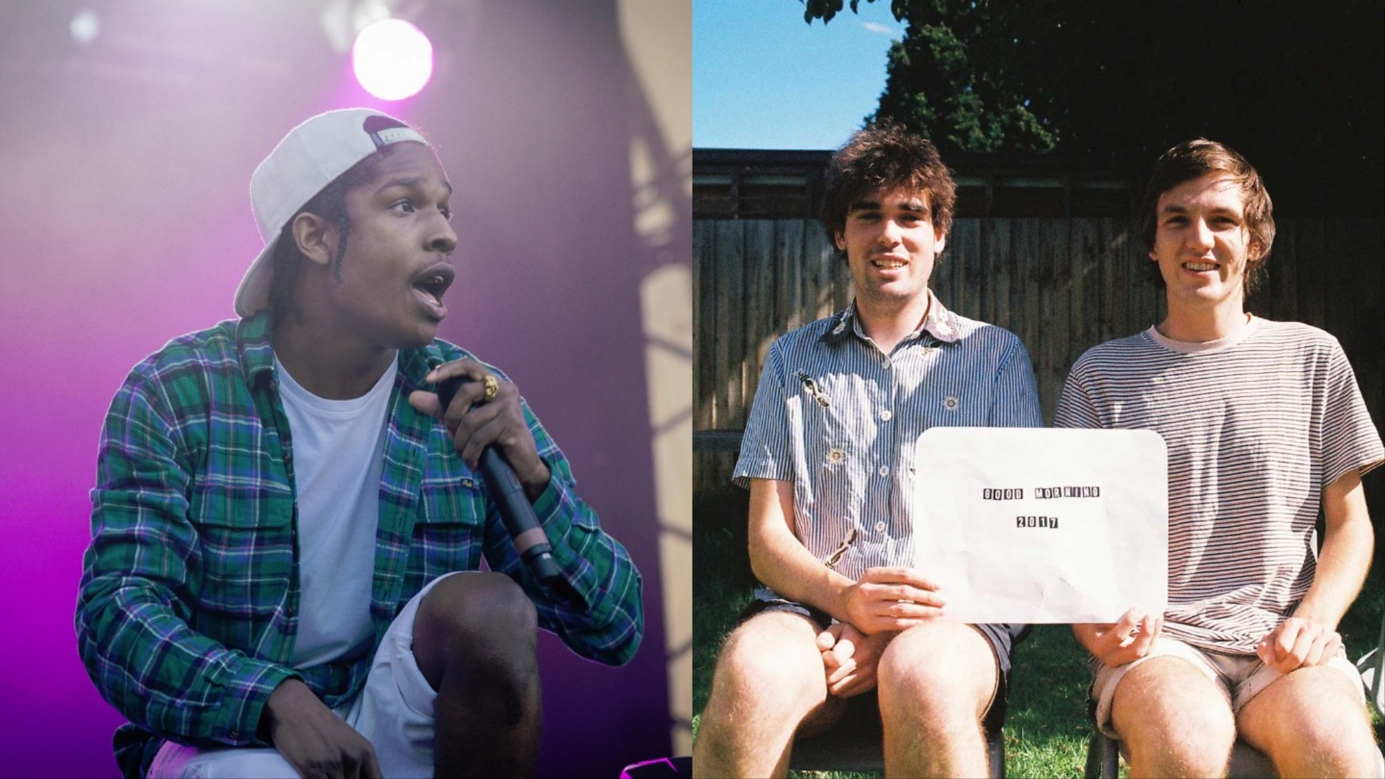 A$AP Rocky Samples an Australian Band on His New Album - VICE