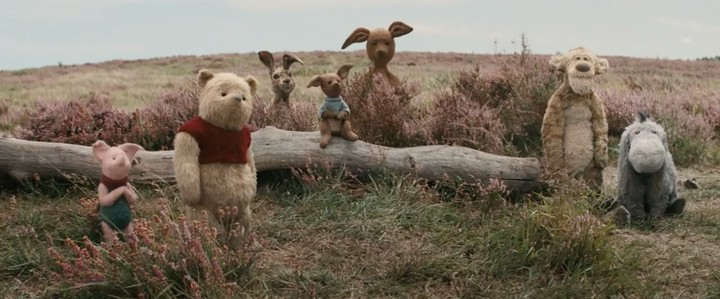 Just Watch the 'Christopher Robin' Trailer Because Everything Else Is Awful