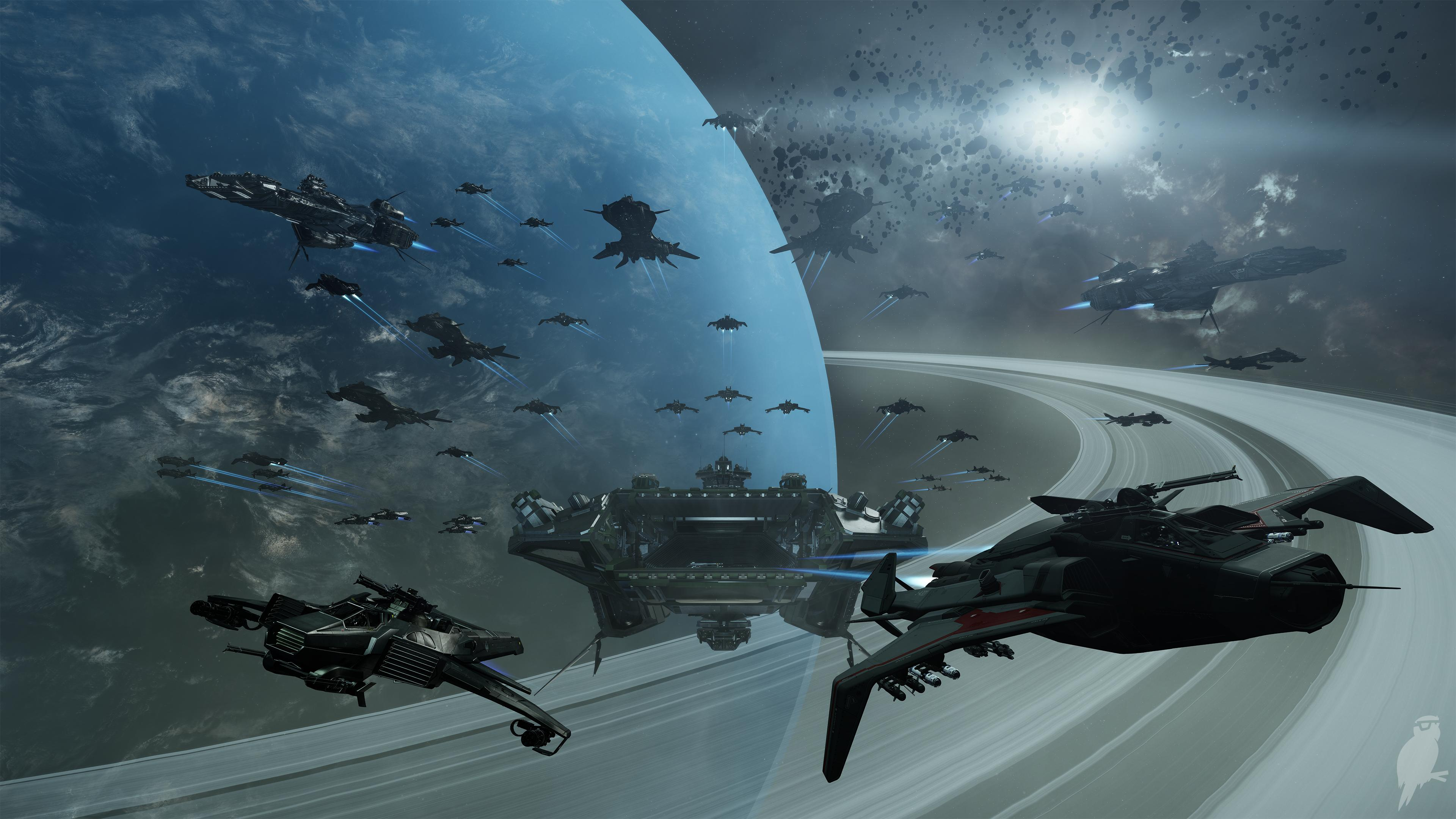 Star Citizen Is Offering Vip Players A 27000 Bundle Of Spaceships
