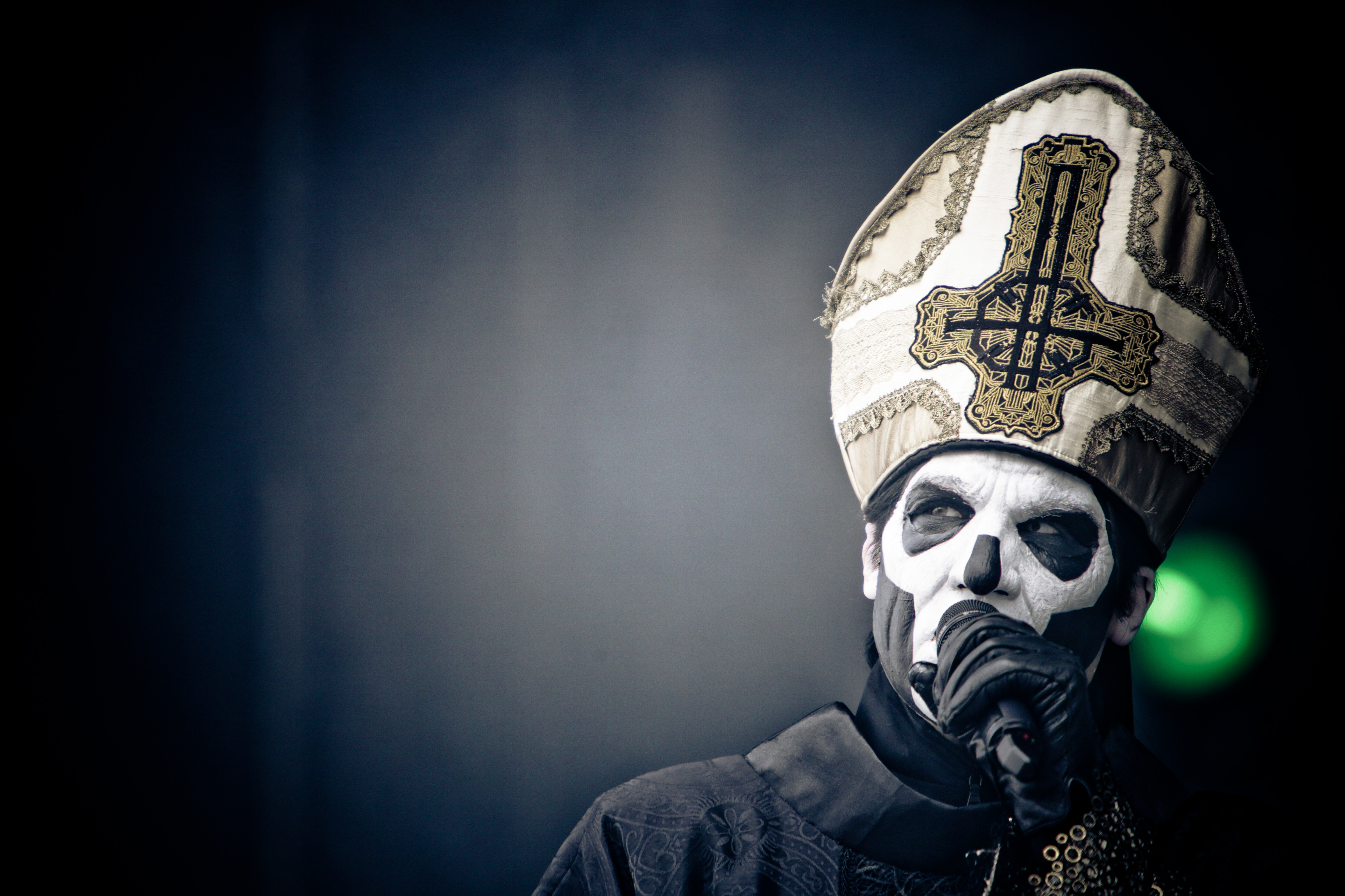 Ghost Is The Most Try-Hard Satanic Rock Band On Earth - VICE