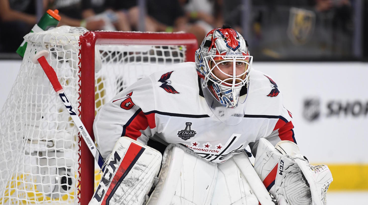 Braden Holtby Can Lead The Washington Capitals To Their First Stanley Cup 1bbacfdefa6a