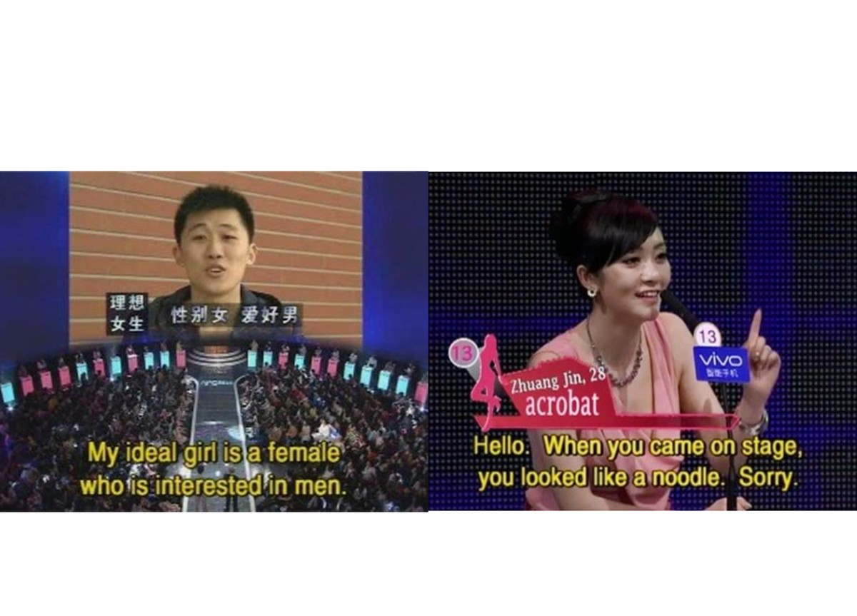 Vice News china Dating