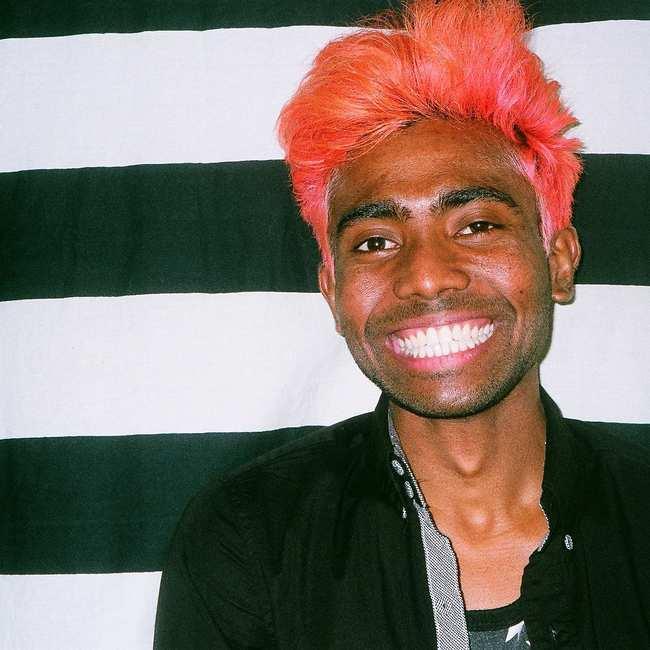 men are finally joining the hair dye rebellion - i-D