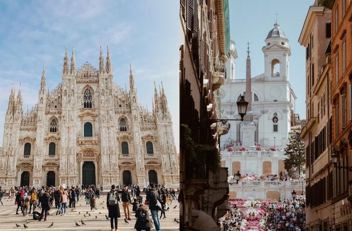 Milano VS Roma: cosa dice la classifica delle città più care al mondo