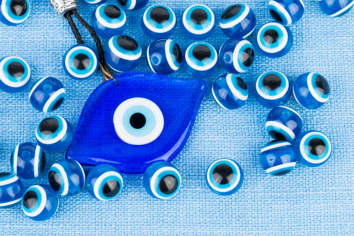 The Meaning Behind the Evil Eye Symbol You See Everywhere