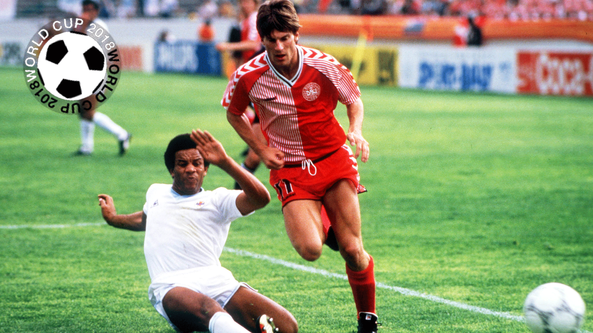 f09921fff How Denmark's '86 World Cup Shirt Became a Cult Classic - VICE