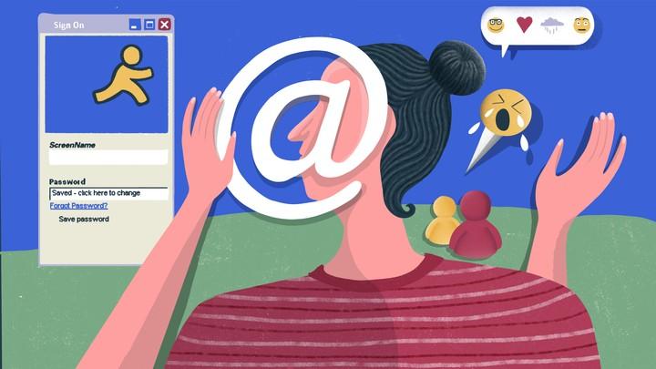 La historia detrás de los nombres de usuario de personas en internet