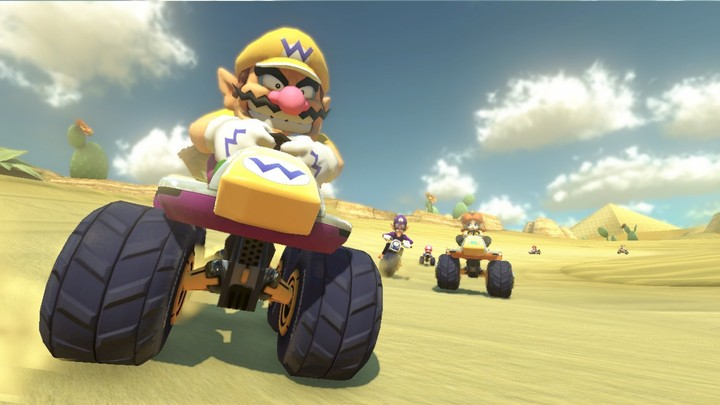 Science Proves that Wario Is the Best 'Mario Kart' Character
