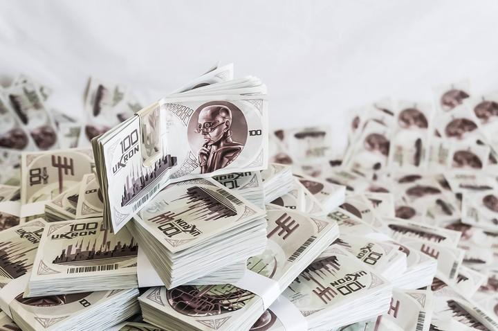 I DustyEye vogliono inondare l'Italia di strane, preziosissime banconote