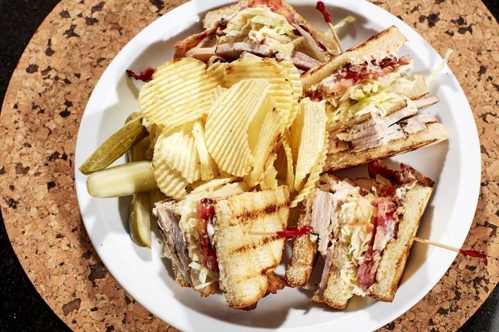 Club Sandwich di Tacchino