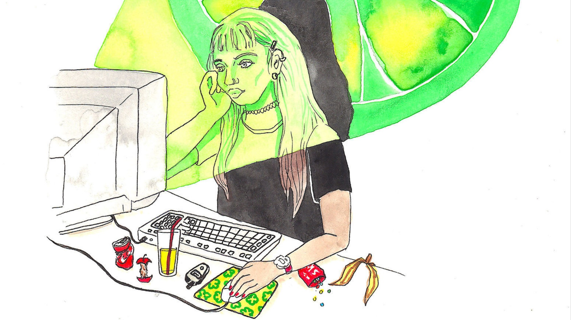 An Ode to Late Nights On LimeWire - VICE